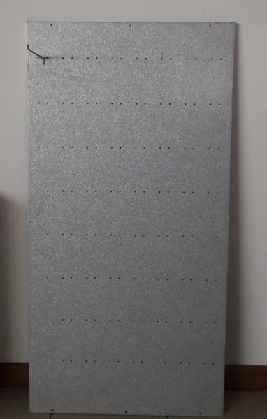 VBEXP02 - Espositore metallico da appendere al muro