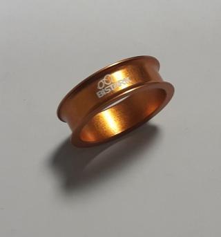 VB10A - Spessore 10 mm colore Arancio tendente all'oro